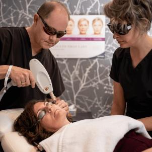 laser skin treatment