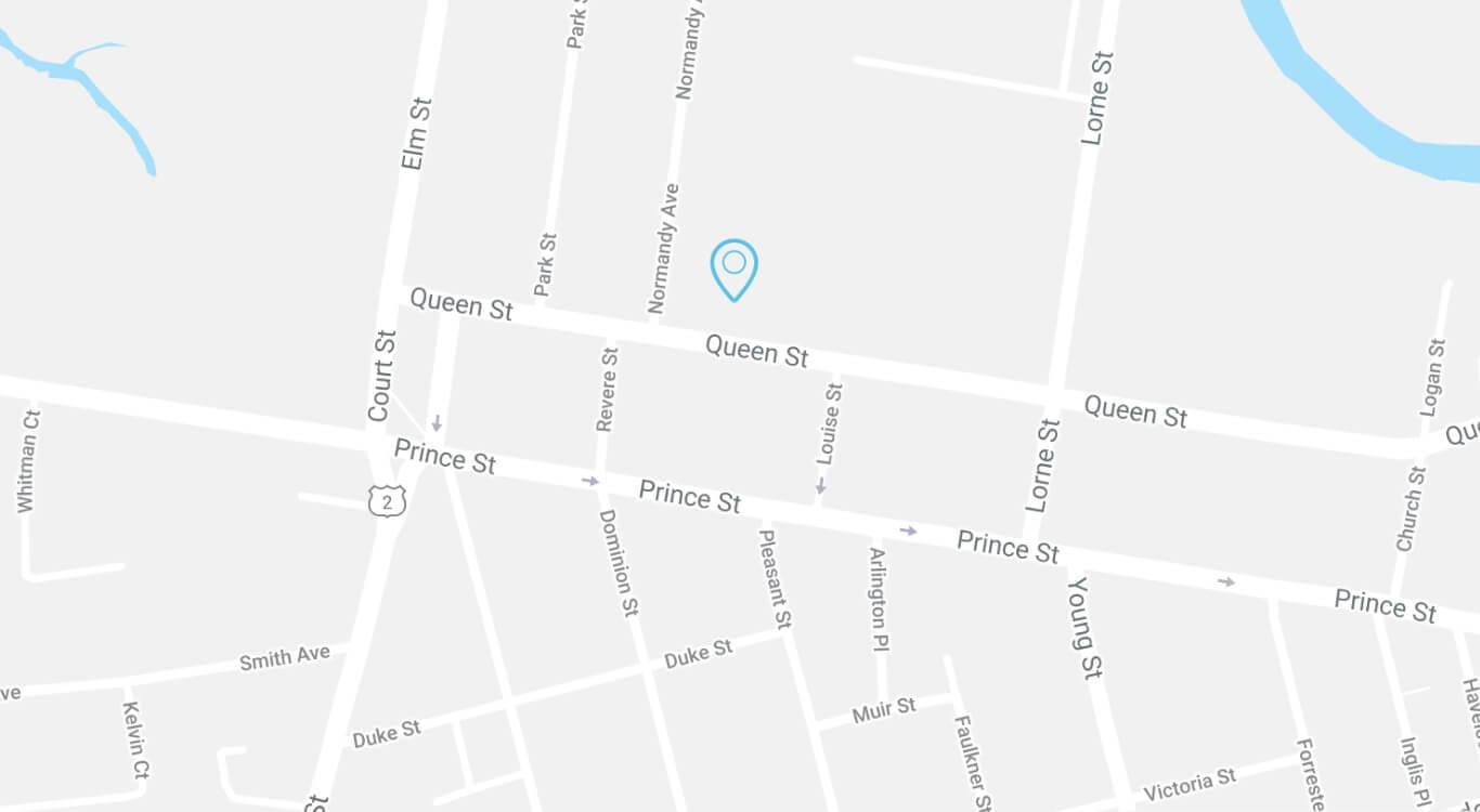 Truro Medi-Spa Map of Location